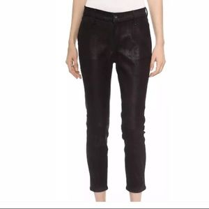 Rag and bone suede pant dash trouser new $693